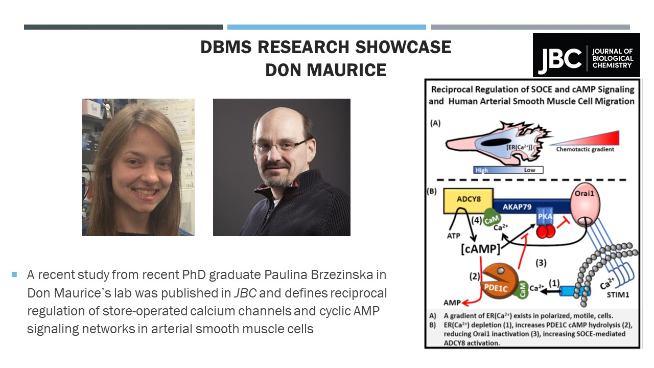 Showcasing DBMS Research                                                    - 